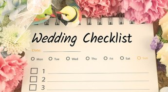 plan your wedding in just one month