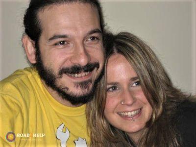 Inma y David. Road2Help