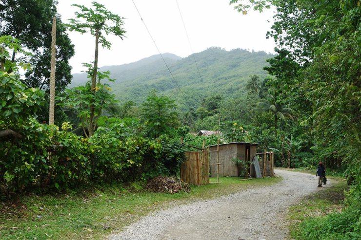 Cornwall Barracks near Port Antonio, Jamaica