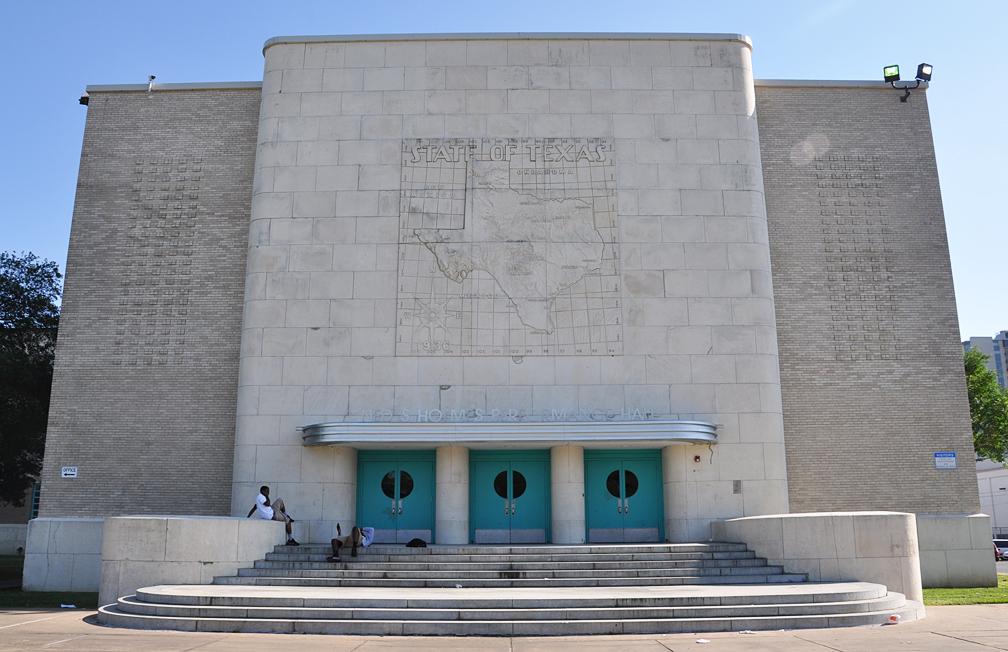 Texas Art Deco Amp Streamline Moderne Buildings