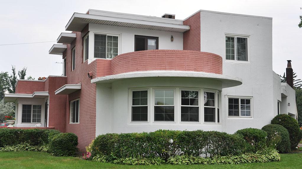 Michigan Art Deco Amp Streamline Moderne Buildings