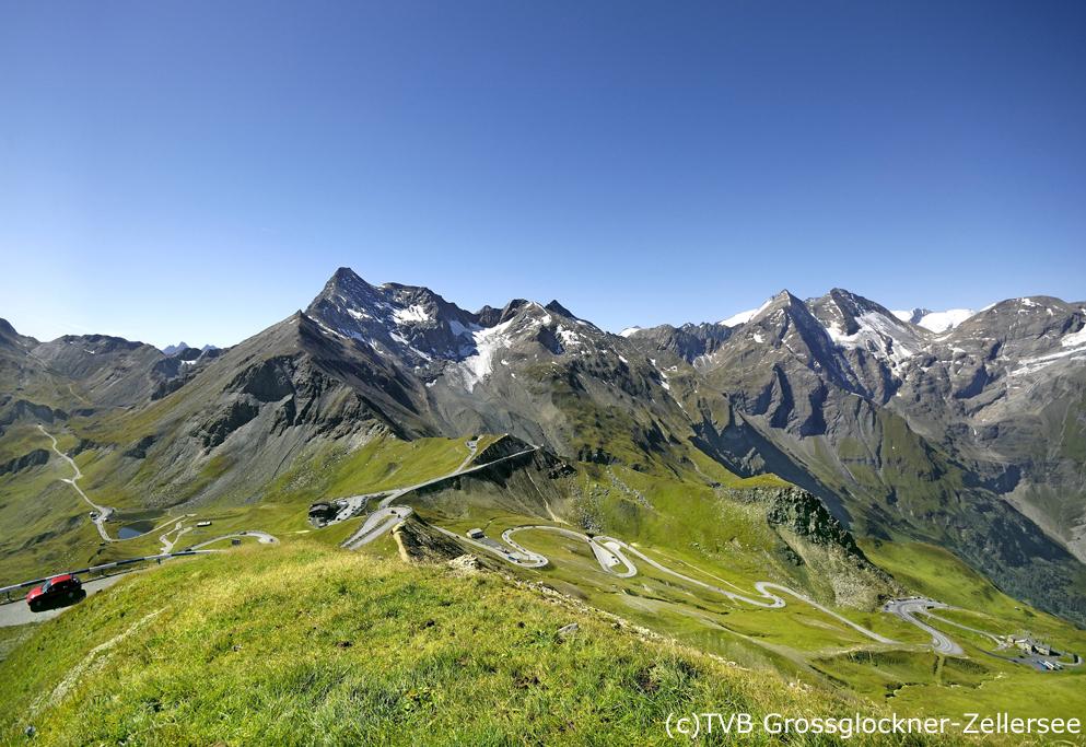 Rennradregion Pinzgau