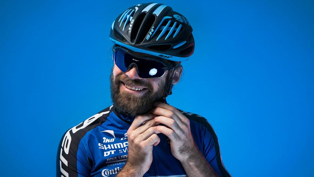 SH+ ist Experte für Sportbrillen und Fahrradhelme, Made in Italy. - rennrad-news, allgemein