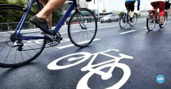 bicycle riding rain