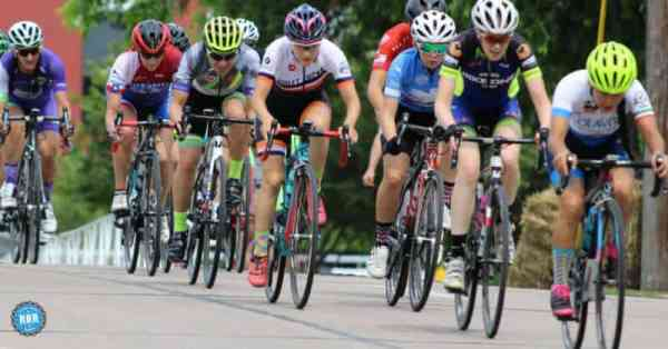 women's bicycle race