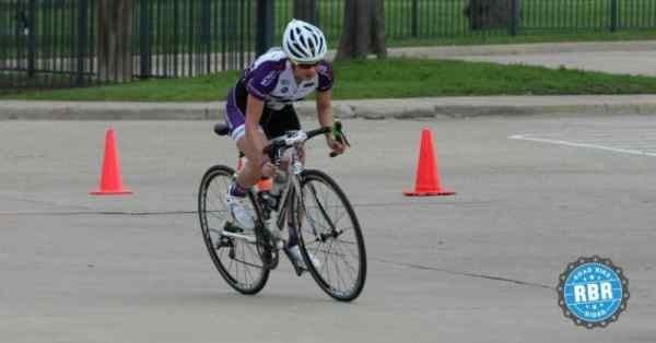 learn to sprint faster on a road bike