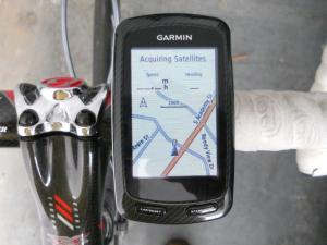 Garmin Edge 800 Maps Screen.web