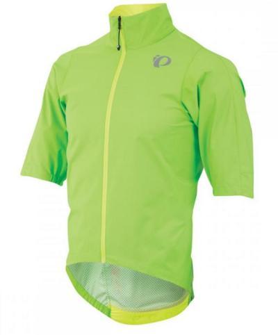 Pearl Izumi Short Sleeve Rain Jacket.WEB