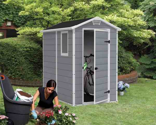 keter manor bicycle shed