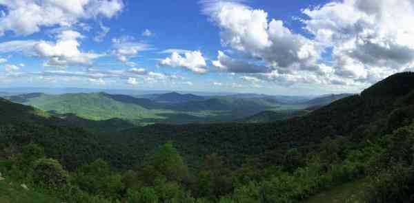 Bikes and Beers on the Blue Ridge Parkway