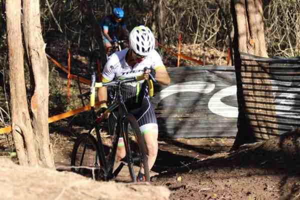 cyclocross run ups