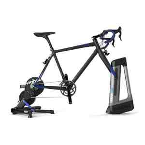 Wahoo Climb connected to Kickr smart trainer