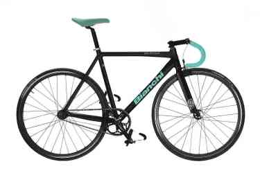 bianchi track bicycle