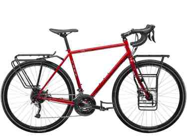 trek touring bicycle