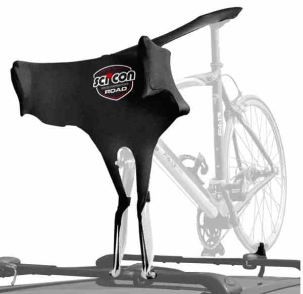 Quick Fix: Keep Bugs off Your Bicycle When You Use a Roof Rack