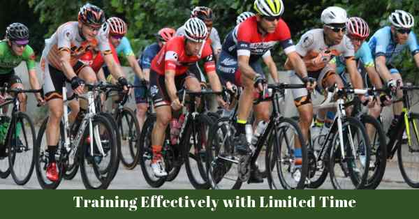 Training for Cyclists with Limited Time