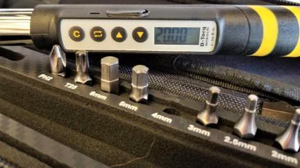 Topeak D-TORQ Adjustable, Digital Torque Wrench Review