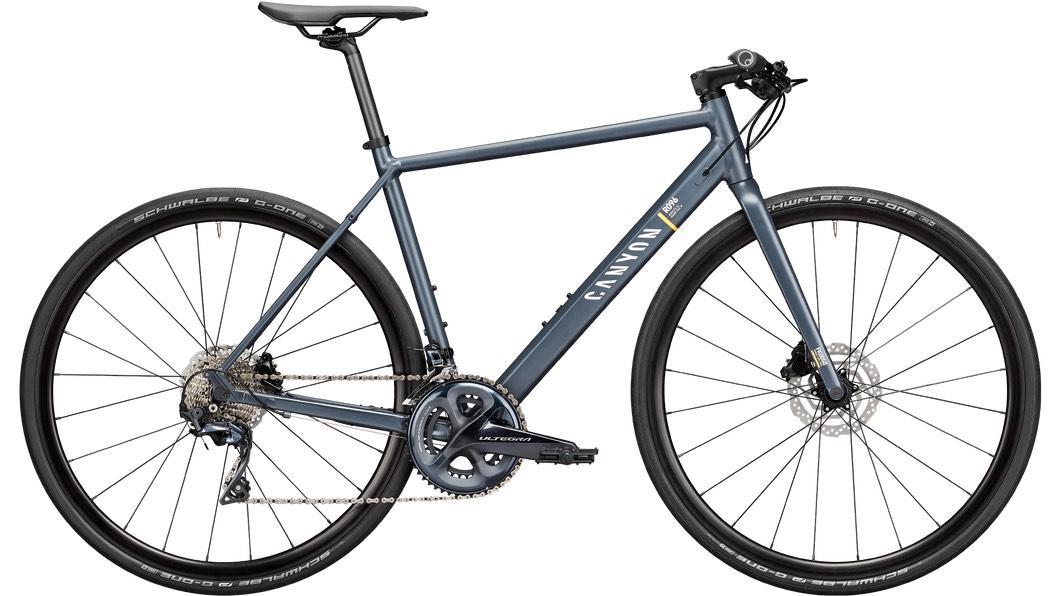 canyon roadlite 7 flat bar hybrid road bike