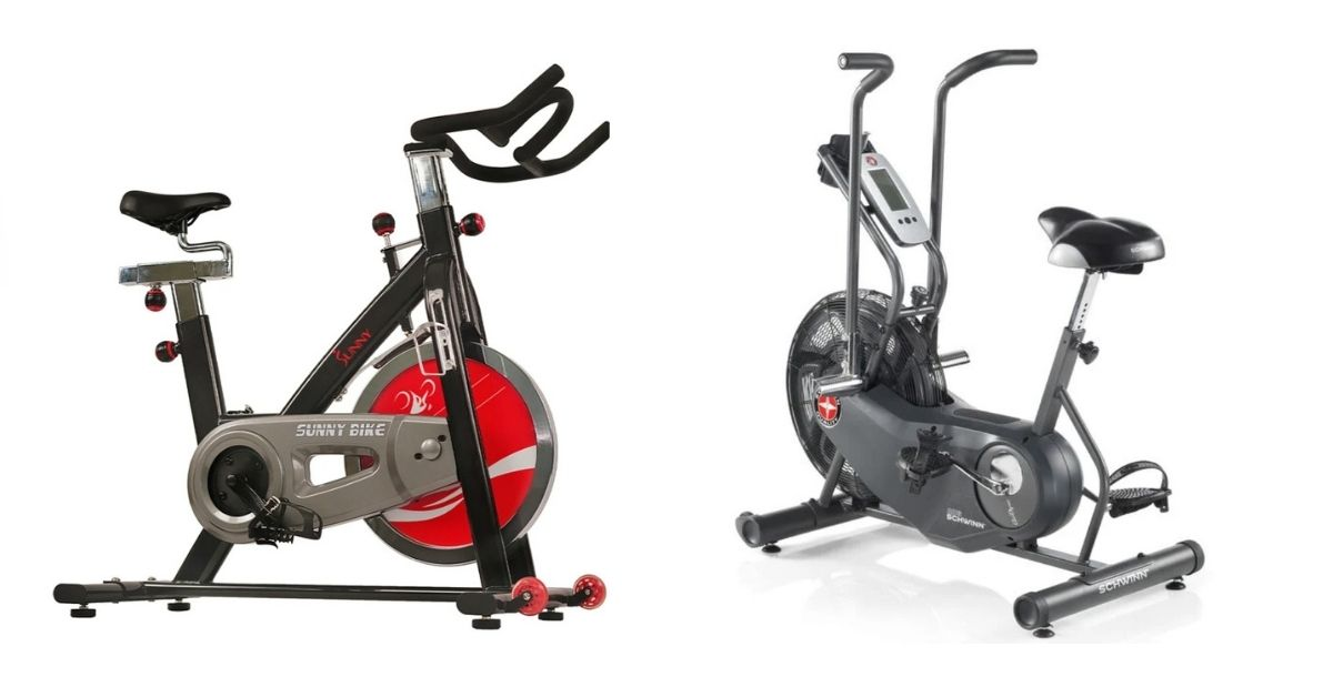 best indoor cycling bikes for exercising at home
