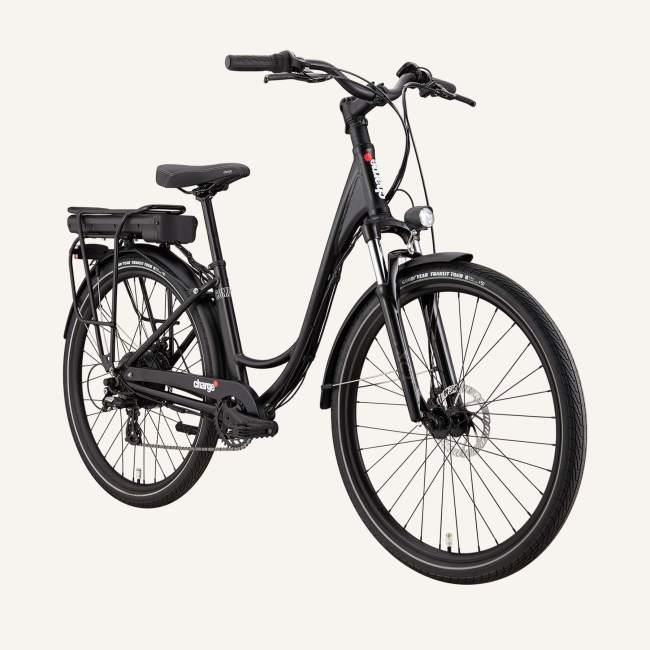 Charge Comfort Ebike