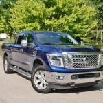 2017 Nissan Titan Xd Diesel Sl 4 4 Crew Cab Bottom Line Review Roadblazing