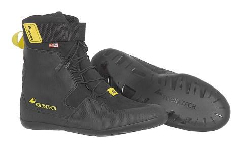 Touratech Destino, le scarpe interne con membrana OutDry