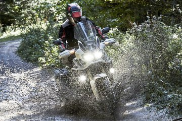 Honda Africa Twin True Adventure, Toscana 2017