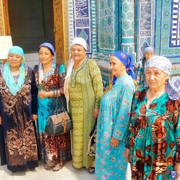 Donne in Uzbekistan