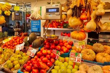 Il Mercato Central di Valencia