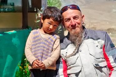 Ladakh in moto con Vedett Mototours, il tour leader Donato Nicoletti