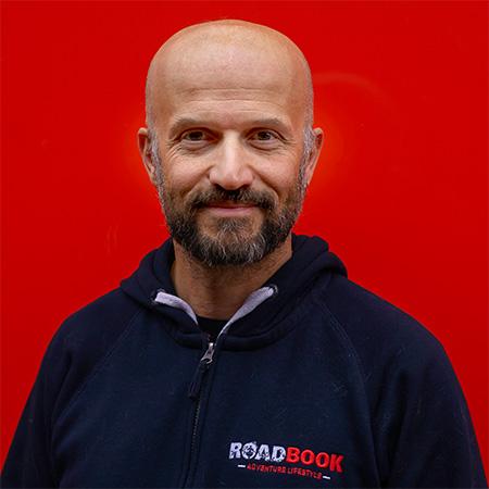 Redazione RoadBook Fabrizio Cedrati