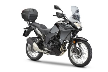 Kawasaki Versys-X 300 in allestimento Urban
