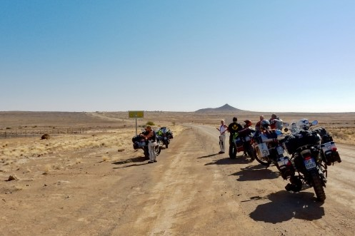 Sudafrica e Namibia in moto, verso il Fish River Canyon