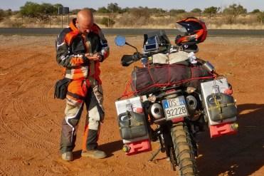 Sudafrica e Namibia in moto, da Windohoek a Swakopmund con KTM 990 Adventure