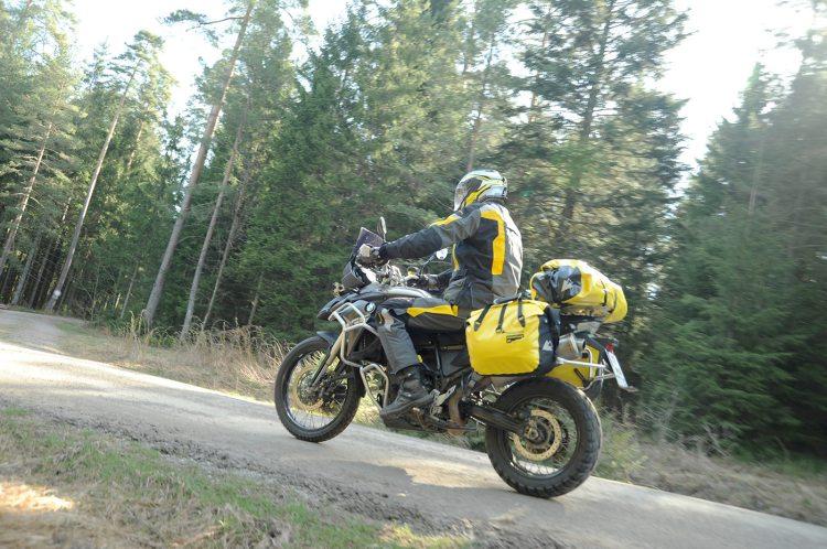 Borse laterali morbide Touratech Endurance Click