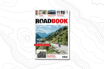 cover Copertina RoadBook N1