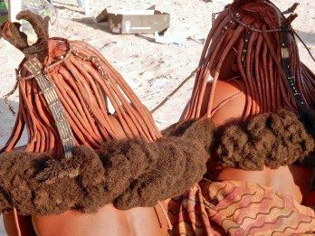 Sudafrica e Namibia in moto, gli Himba e gli Herero a Opuwo