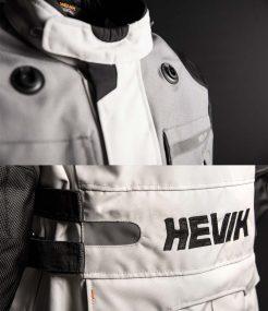 giacca Titanium Hevik particolari