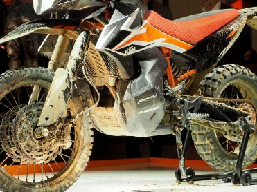 prototipo KTM 790 Adventure