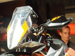 presentazione KTM 790 Adventure