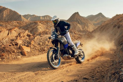 official yamaha tenere 700 world raid