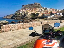 KTM Adventure Rally 2018 in Sardegna