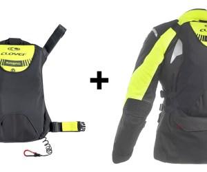 giacca kit airbag Clover
