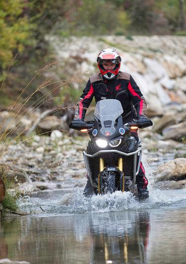 guado honda true adventure offroad