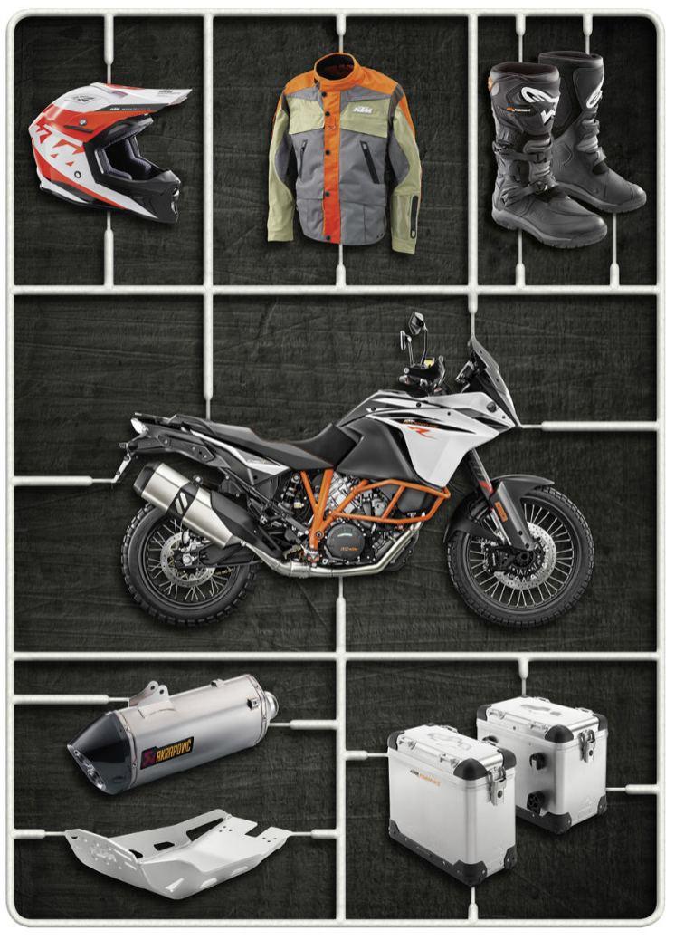 KTM 1090 Adventure R Promo 2017