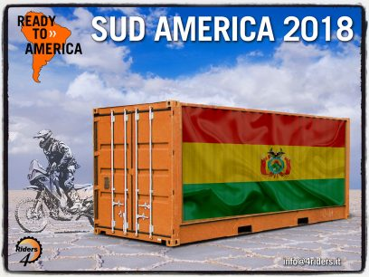 Container sharing 2018 Sud America
