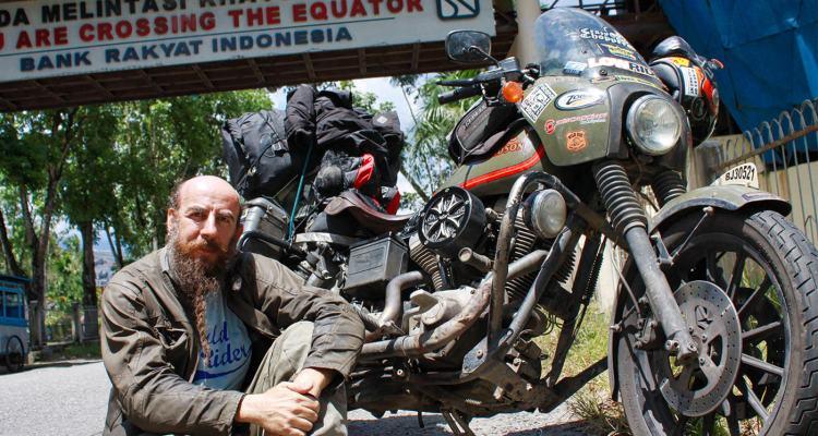 Donato Nicoletti - Il Travellers Camp Urban