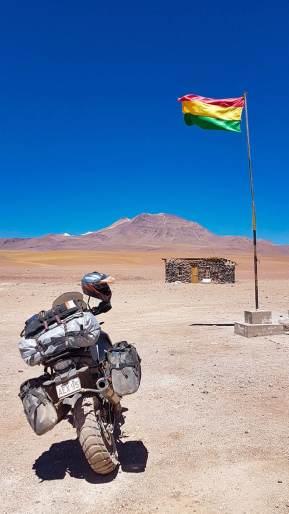 Eduardo Avaroa RoadBook giro del mondo
