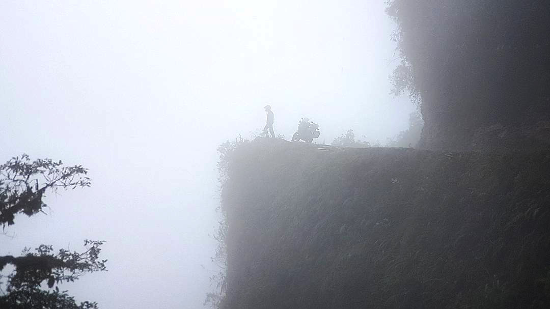 Ruta de la muerte KTM
