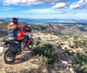 ktm adventure rally 2018 sardegna